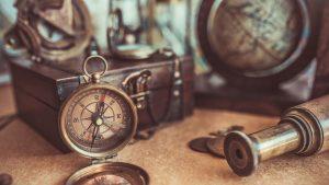 antiques compass bassetts' estate sales